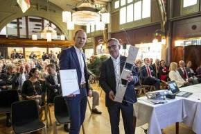 Winnaar Award 2017 - Lighthouse Club